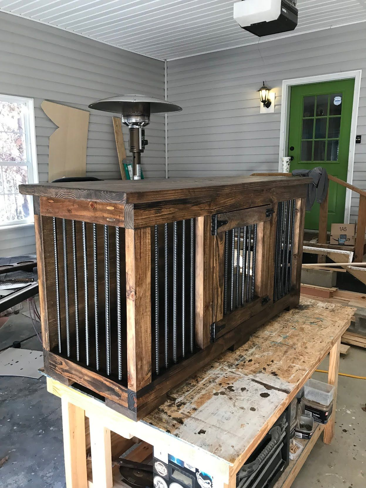 How to build an indoor dog kennel building a dog kennel