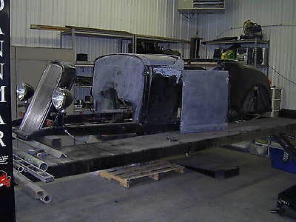 Ford : Model A na 1930 ford model a roadter atrod, hotrod, streetrod - http://www.legendaryfind.com/carsforsale/ford-model-a-na-1930-ford-model-a-roadter-atrod-hotrod-streetrod/