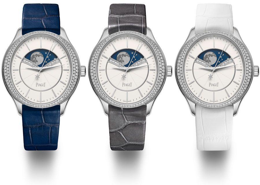 magasiner pour l'original où acheter offre Piaget dévoile sa première montre à complication féminine ...