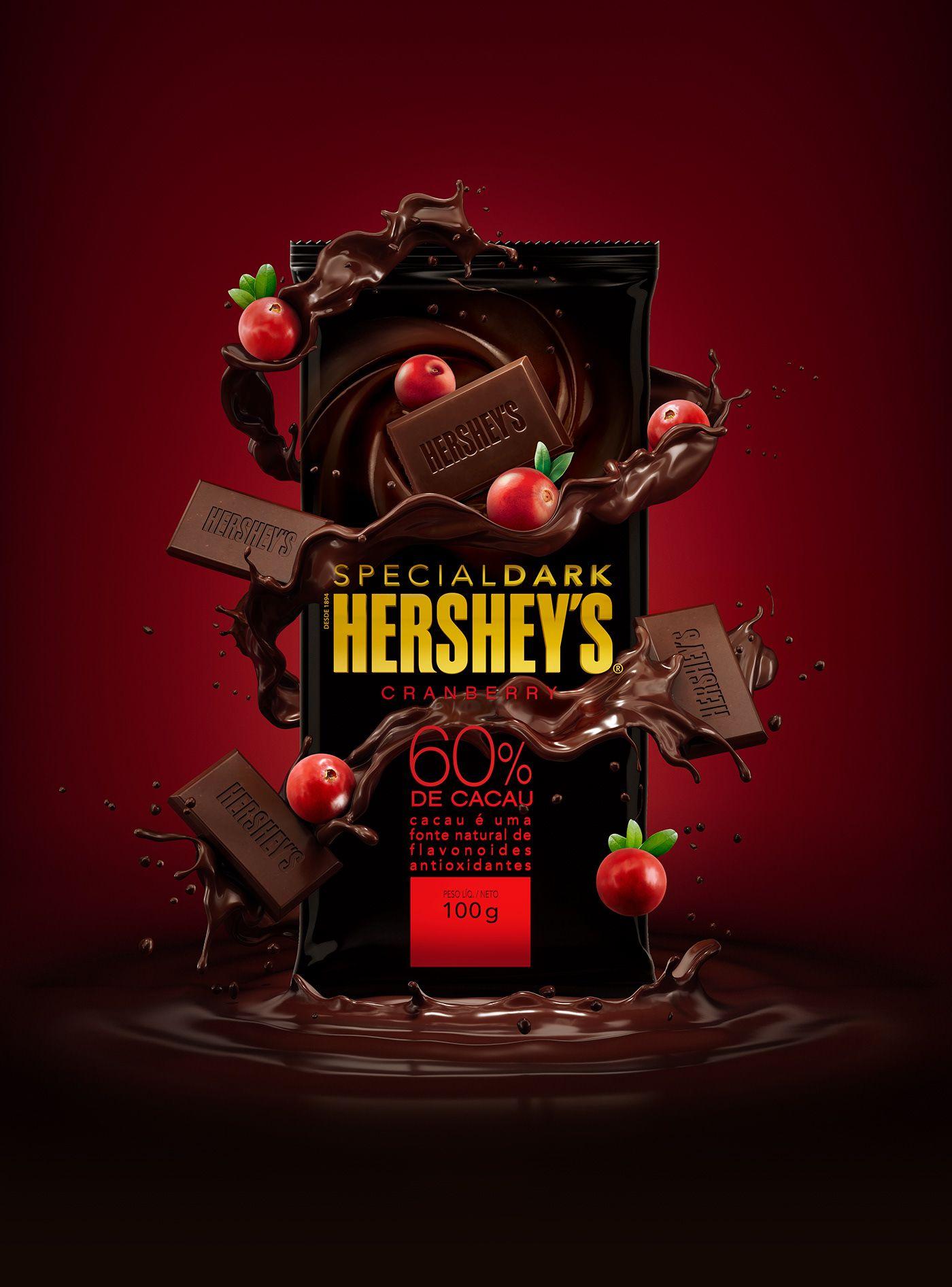 Hershey S Special Dark Flavors On Behance