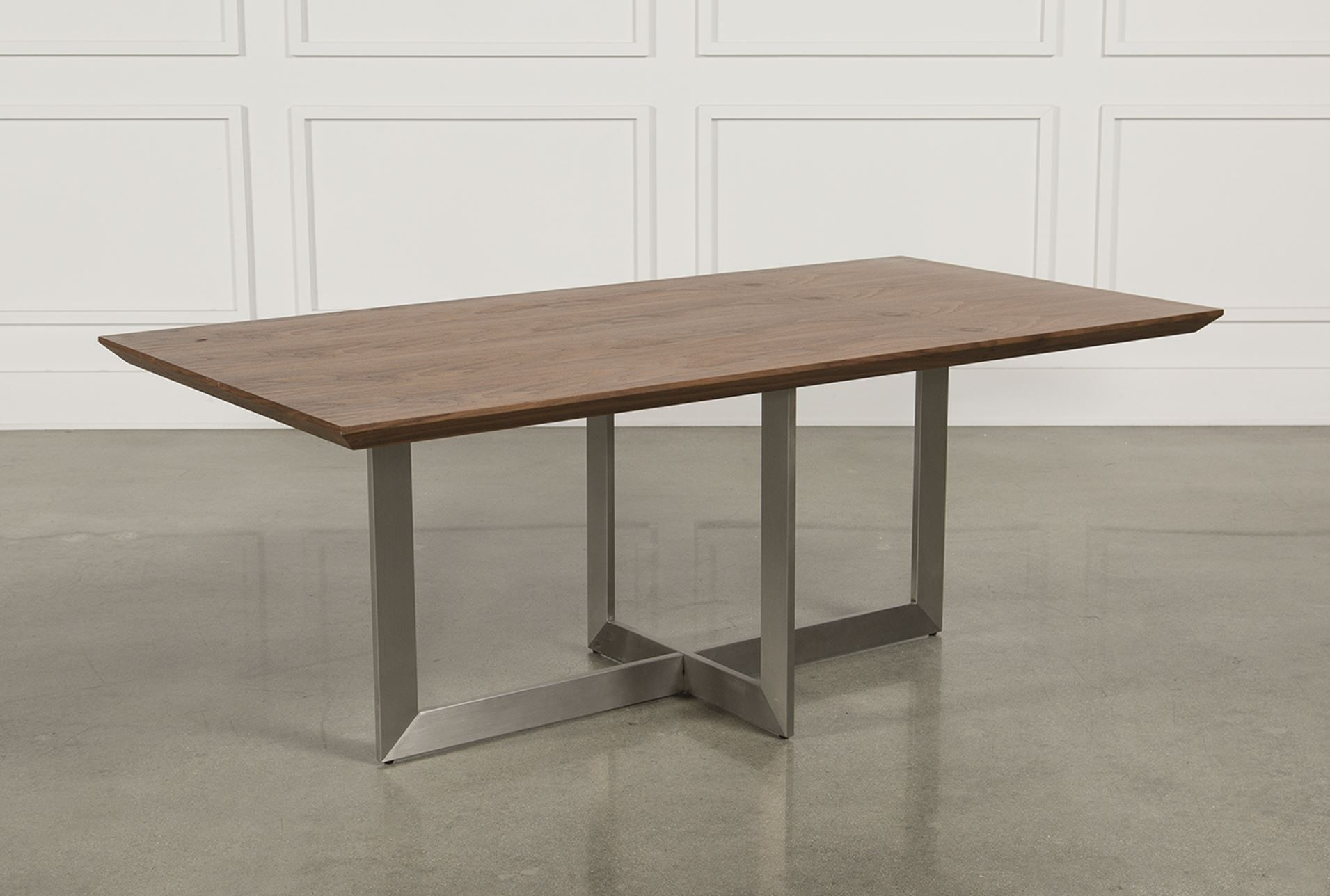Gibson Dining Table Signature Dining Table Furniture Steel Furniture