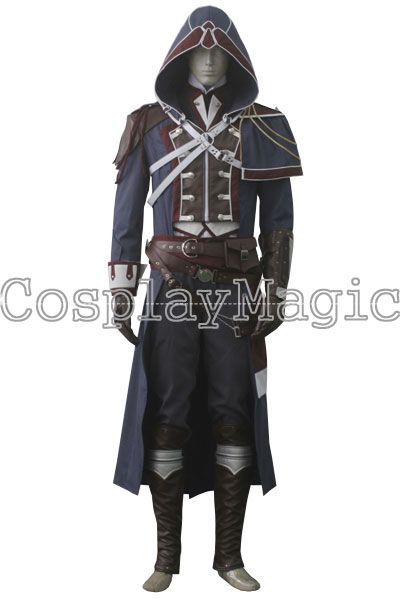 Assassin S Creed Unity Arno Dorian Master Assassin Outfit