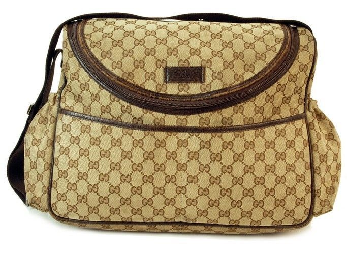 4aa88daf3d25 Gucci Diaper Leather Handbag (Authentic Pre Owned) | GUCCI | Leather ...