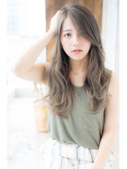 アフロートジャパン Afloat Japan 山口玲緒奈 髪型 ヘアカタログ