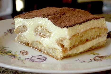 Easy Tiramisu Recipe treats-and-sweets