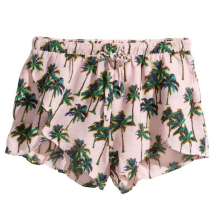 Palma shorts.