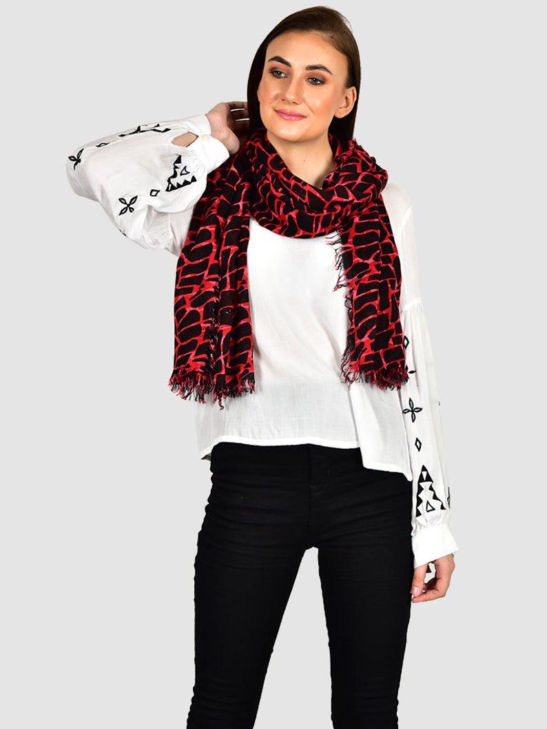 Fashion Summer Women Scarves Long Wrap Shawl Stole Headscarf Scarf HO