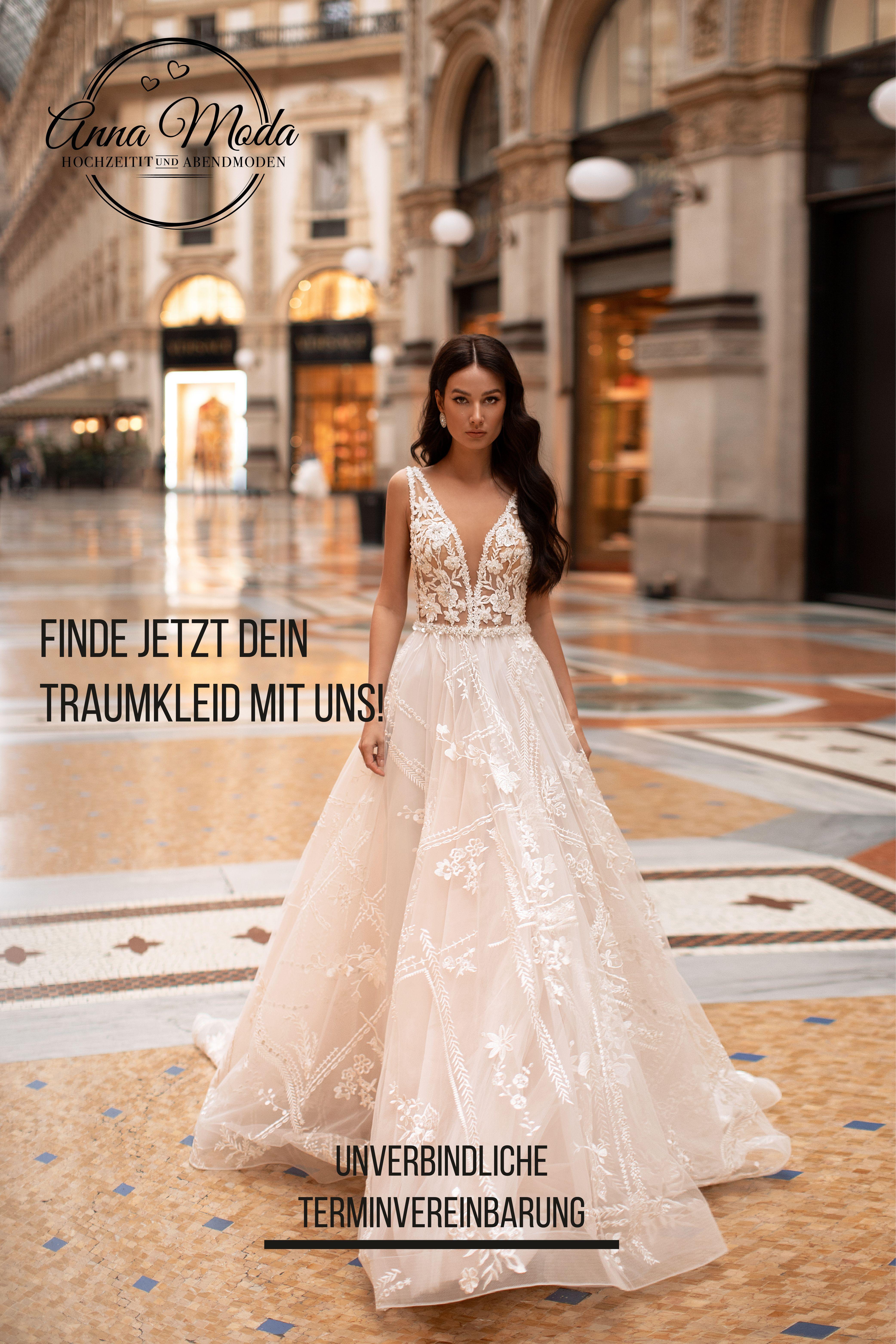 Brautmode Köln in 2020 | Kleid hochzeit, Brautmode ...