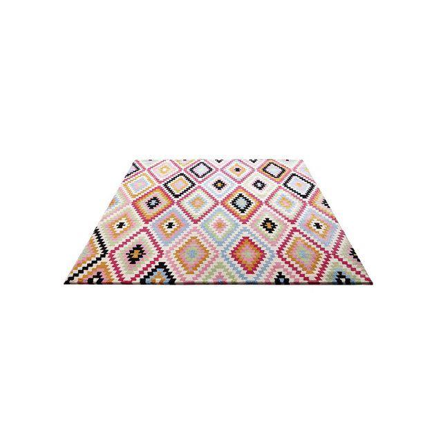 Wecon Home tapis salon fresh kelim en polyester par weconhome tapis moderne