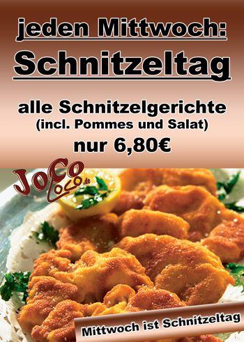 Schnitzel Tag