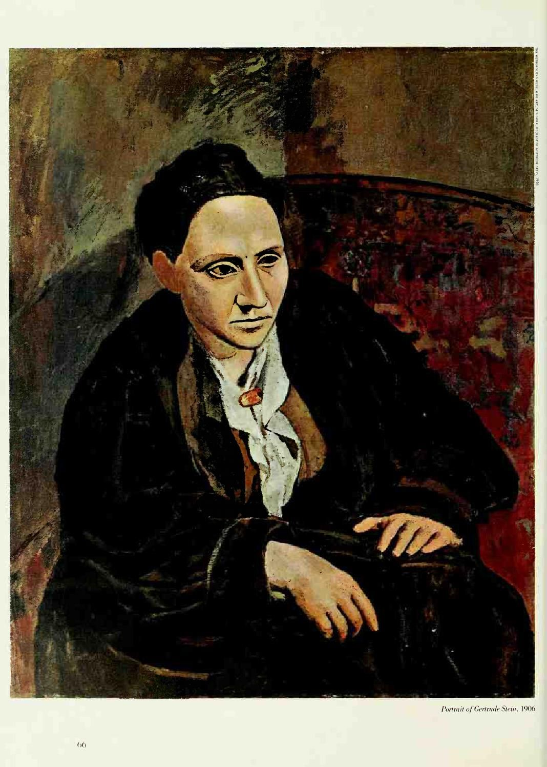 Image result for pablo picasso paintings gertrude
