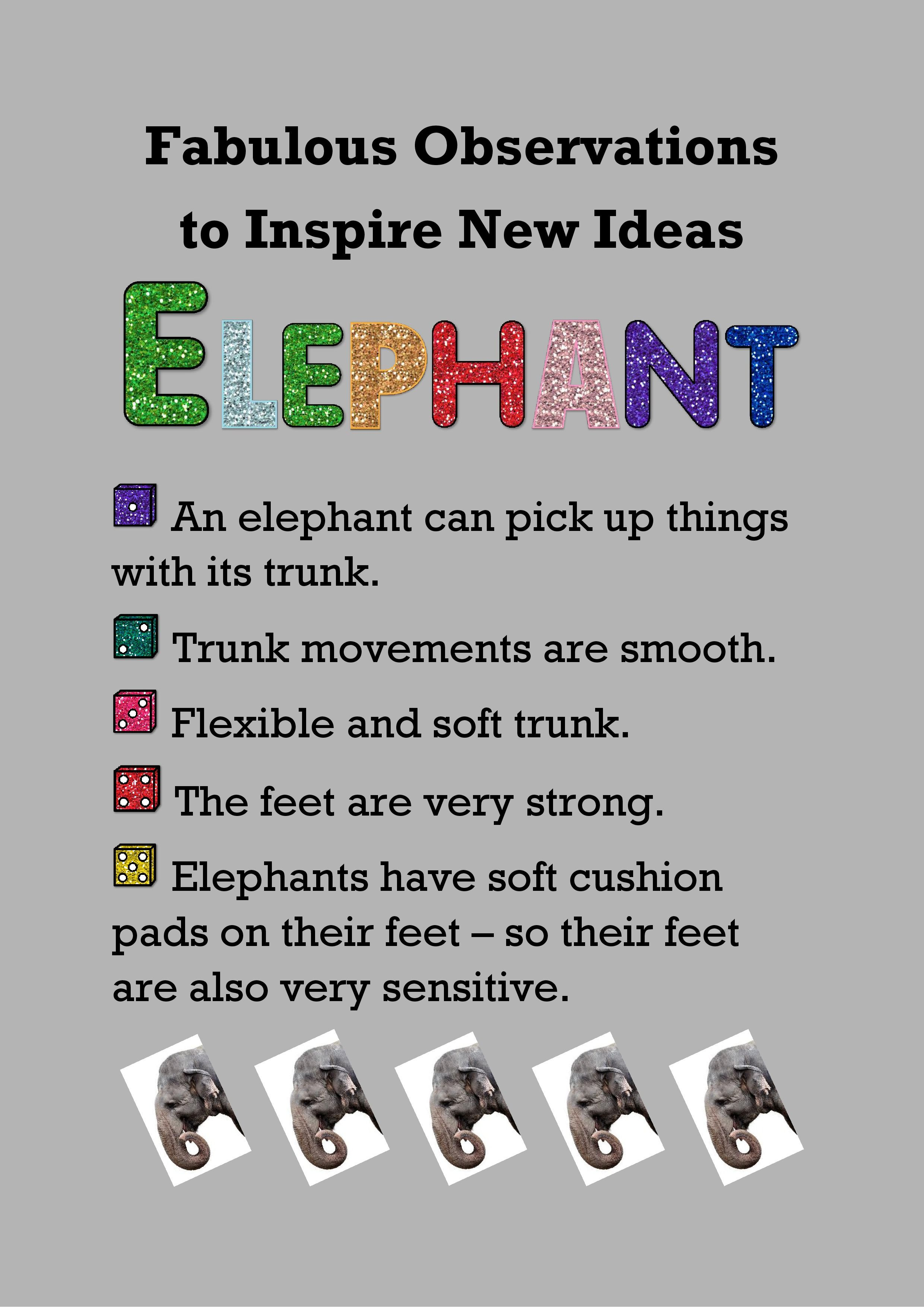 biomimicry elephant page 0 biomimicry pinterest youngest child