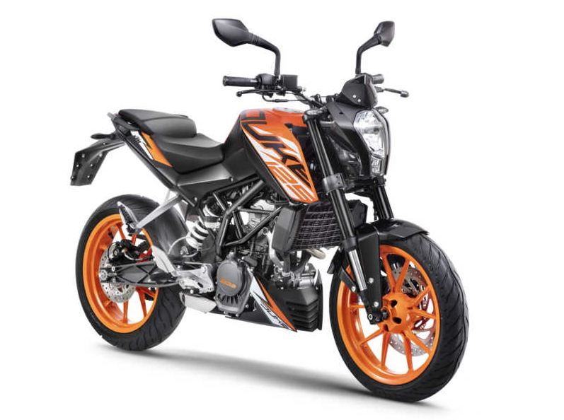 Ktm Bikes Price In India Fy 2019 20 With Images Ktm 125 Duke