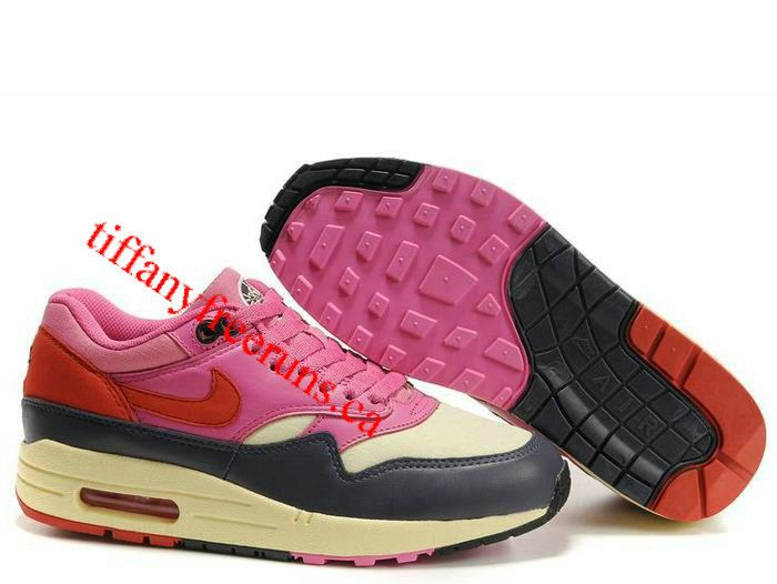 best website 00246 3cab5 Womens Nike Air Max 1 80 S Ski Crystal Pack Alabaster Dragon Red Abyss Shoes