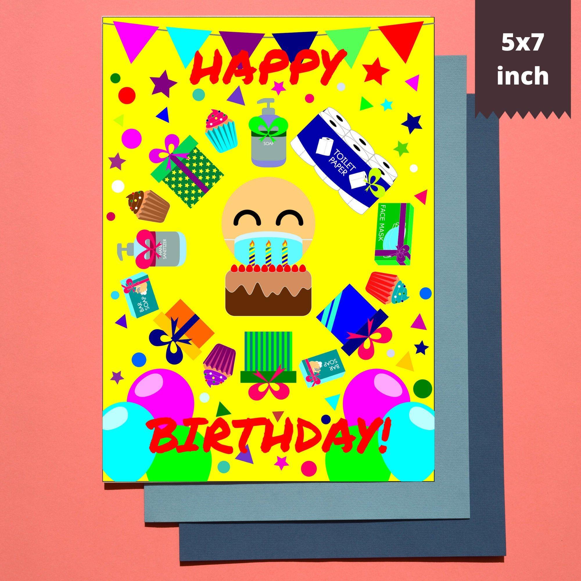 Pin on Birthday Card Printables