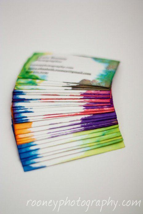 New Business Cards Art Business Cards Artist Business Cards
