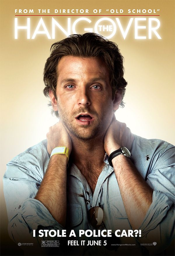Bradley Cooper On Set Interview The Hangover Bradley Cooper
