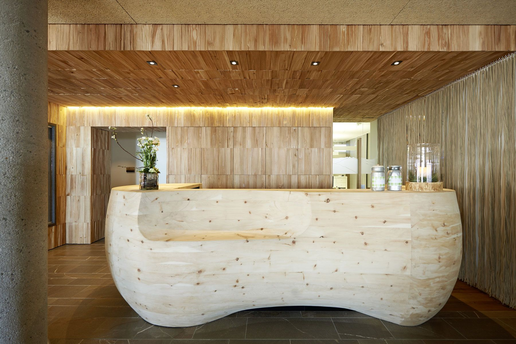 The ClimaHotel Gitschberg by bea interiors