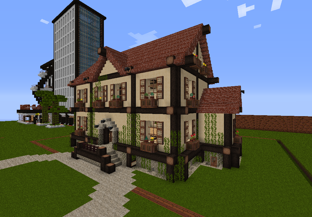 Extra meowth minecraft for Tolle hauser