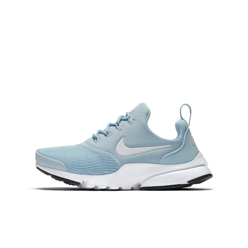 8ca2fb668 Nike Presto Fly Big Kids' Shoe Size 6Y (Blue) | Products | Big kids ...