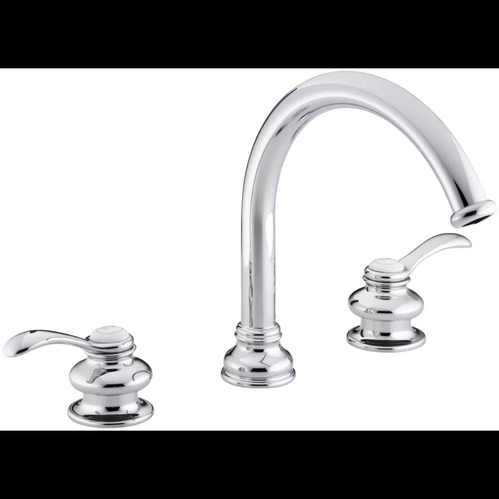 Kohler K T12885 4 With Images Roman Tub Faucets Bath Faucet