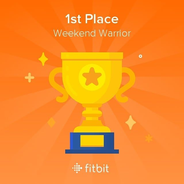 Made my steps this weekend :) #Fitbit #steps #walk #walking #fitnessmatters #fitnessisimportant #fit...