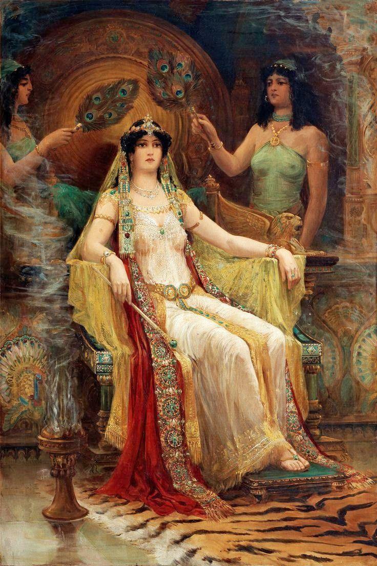 la reina de saba -Según el Kebra nagast (el libro sagrado de la ...