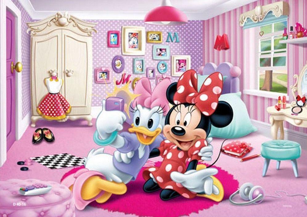 Minnie+Daisy:)