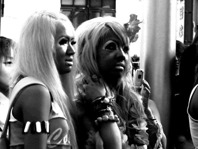 History of the Gyaru — Ganguro