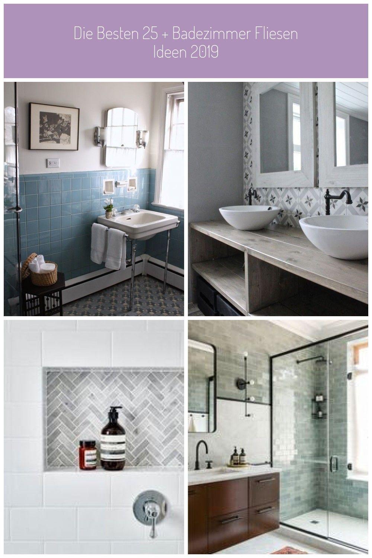 Die Besten 25 Badezimmer Fliesen Ideen 2019 In 2020 Badezimmer