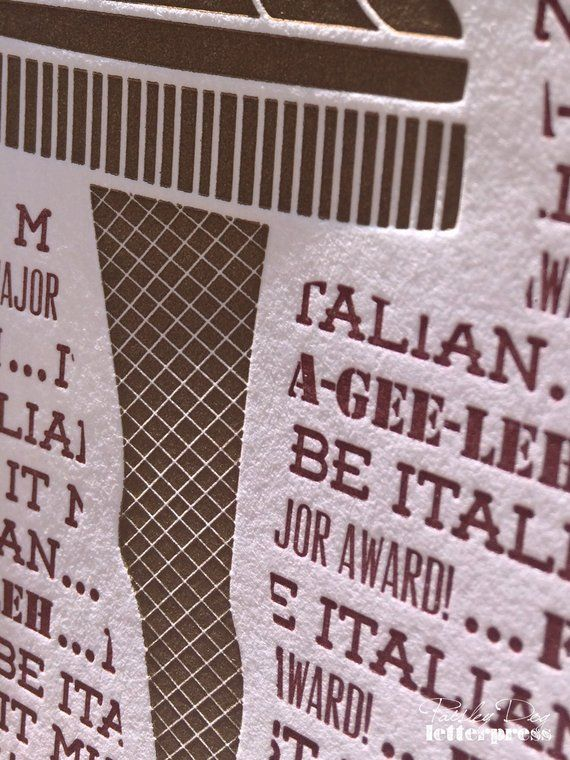 Letterpress Greeting Cards - Holiday Movie Classics / A Christmas