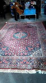 tapis oriental mobilier de salon
