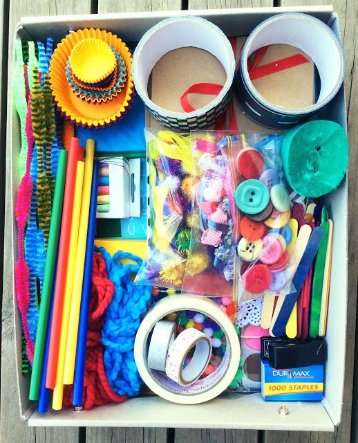 Living Future Memories DIY The Ultimate Craft Box For 3 To 6 Year Olds Encouragement My Reluctant Crafter