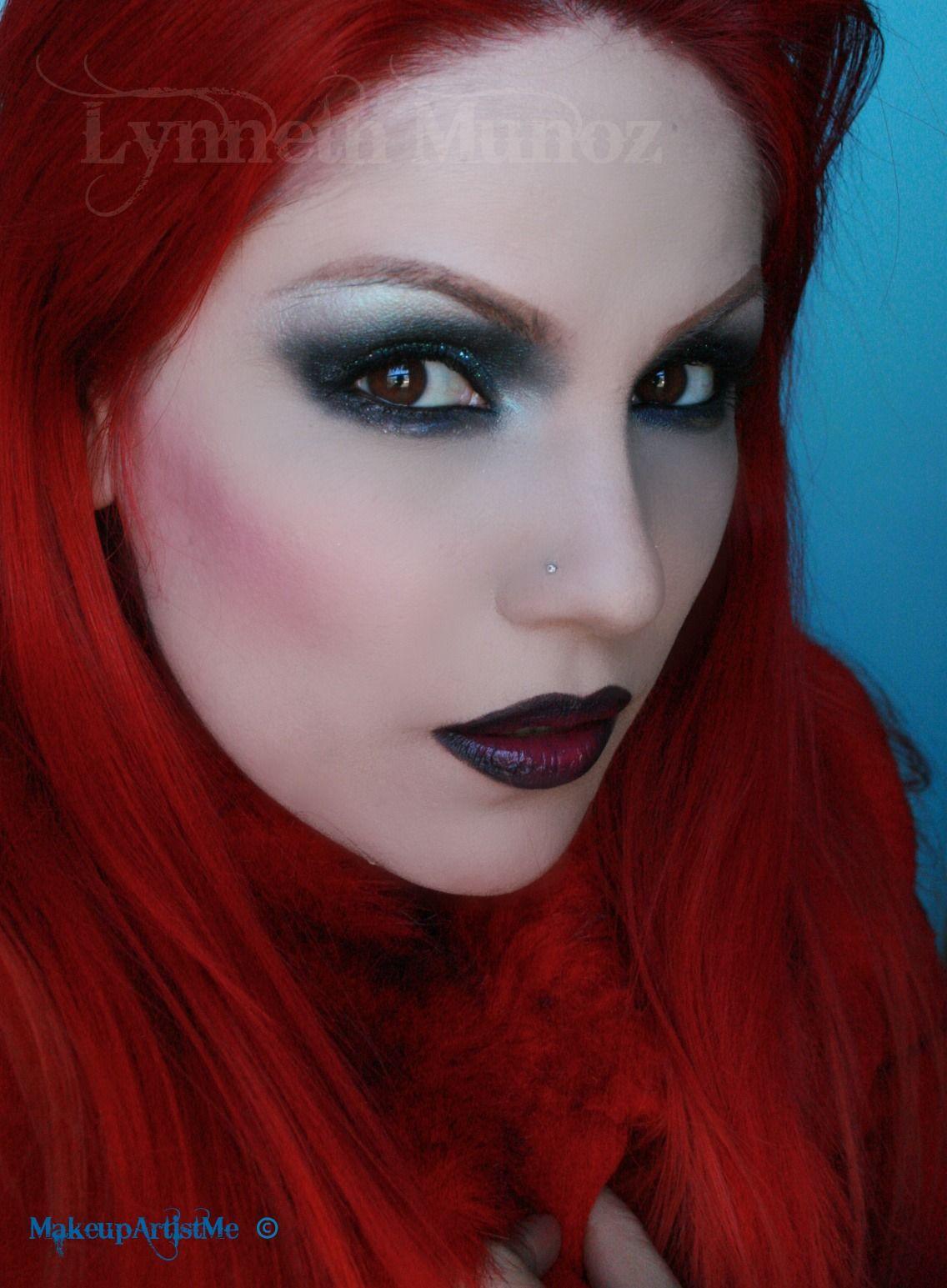 UPDATE! (With images) Makeup, Halloween face makeup