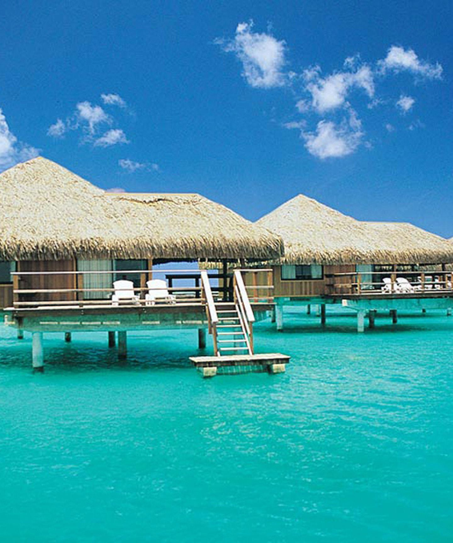 Overwater Vacation Bungalow Rentals in 2020  Places to