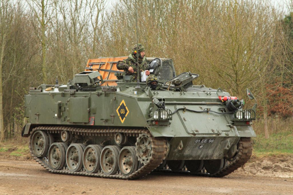 bulldog apc fv432 bulldog apc british army modern infantry fighting 8982