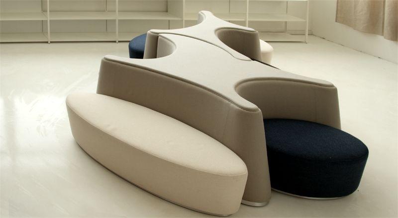 Dna modular sofa by altek italia design furniture pinterest sofa modular sofa and - Canape dna altek italia design ...