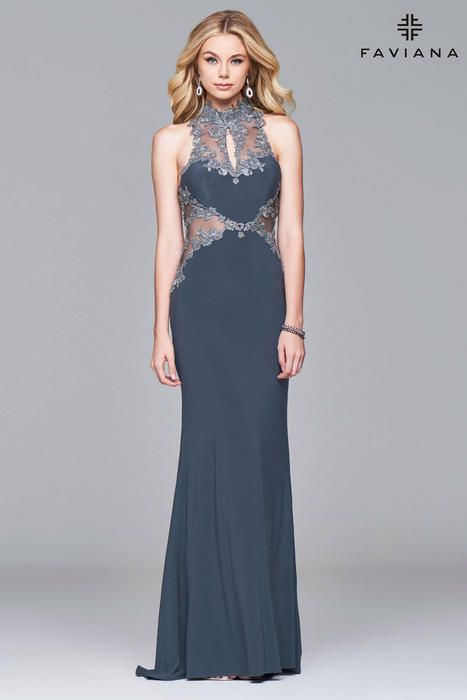NEW ARRIVAL | Faviana | Party Dress Express | 657 Quarry Street ...
