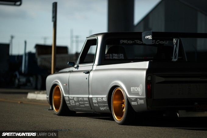C-10R: The Chevy With A Hint Of Zonda
