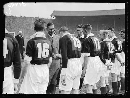 Image result for man city v everton 1933 fa cup