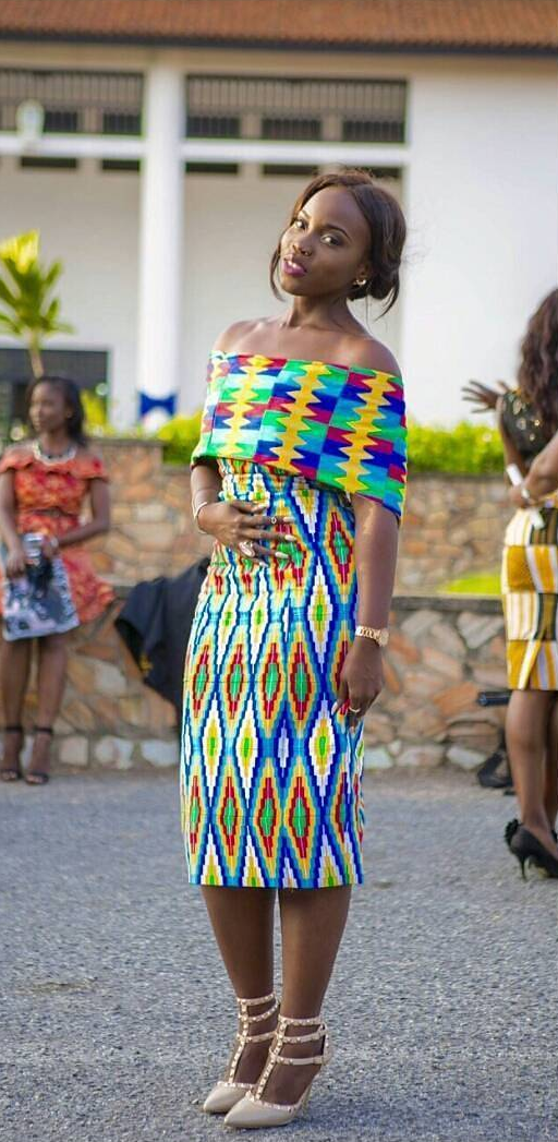 Ghanaian Fashion Dresses