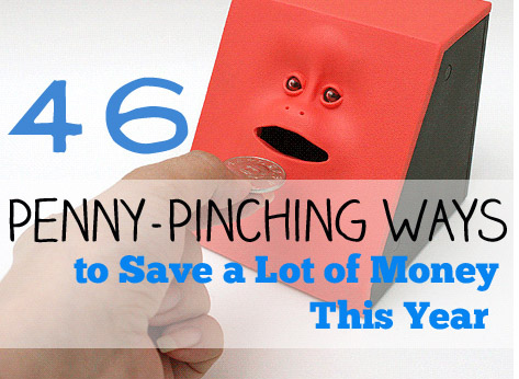 Save a lot of #money this year. #savings