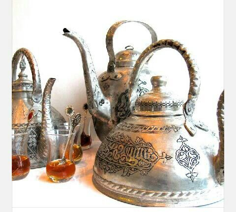 Turkish hanmaid  copper