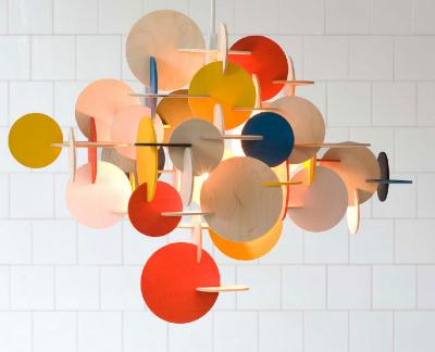 BAU large pedant lamp (Normann Copenhagen)   Design: Vibeke Fonnesberg Schmidt, 2010