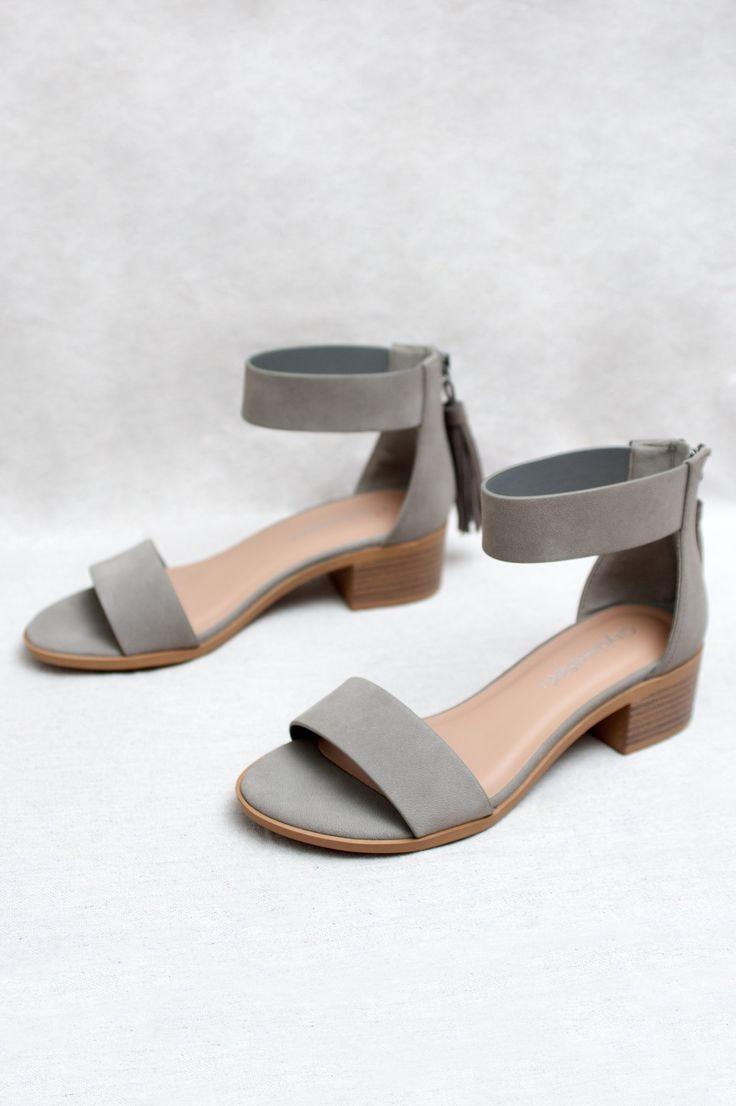 On Higher Ground Dress Sandals