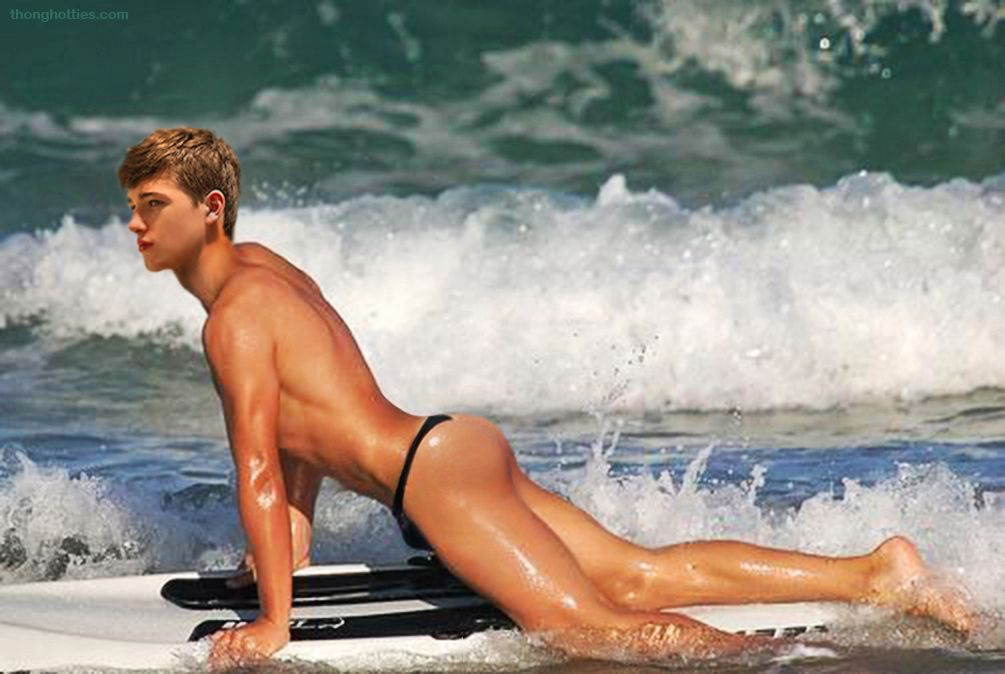 Surfing Australia Surfer Jungs Models