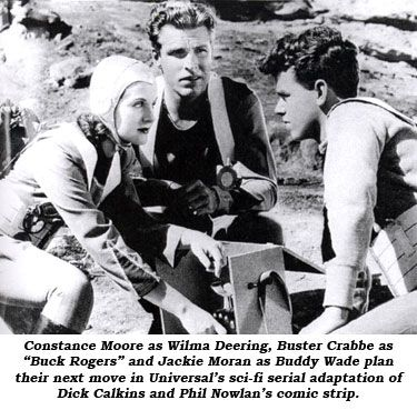 Image result for photos of Constance Moore and Buster Crabbe