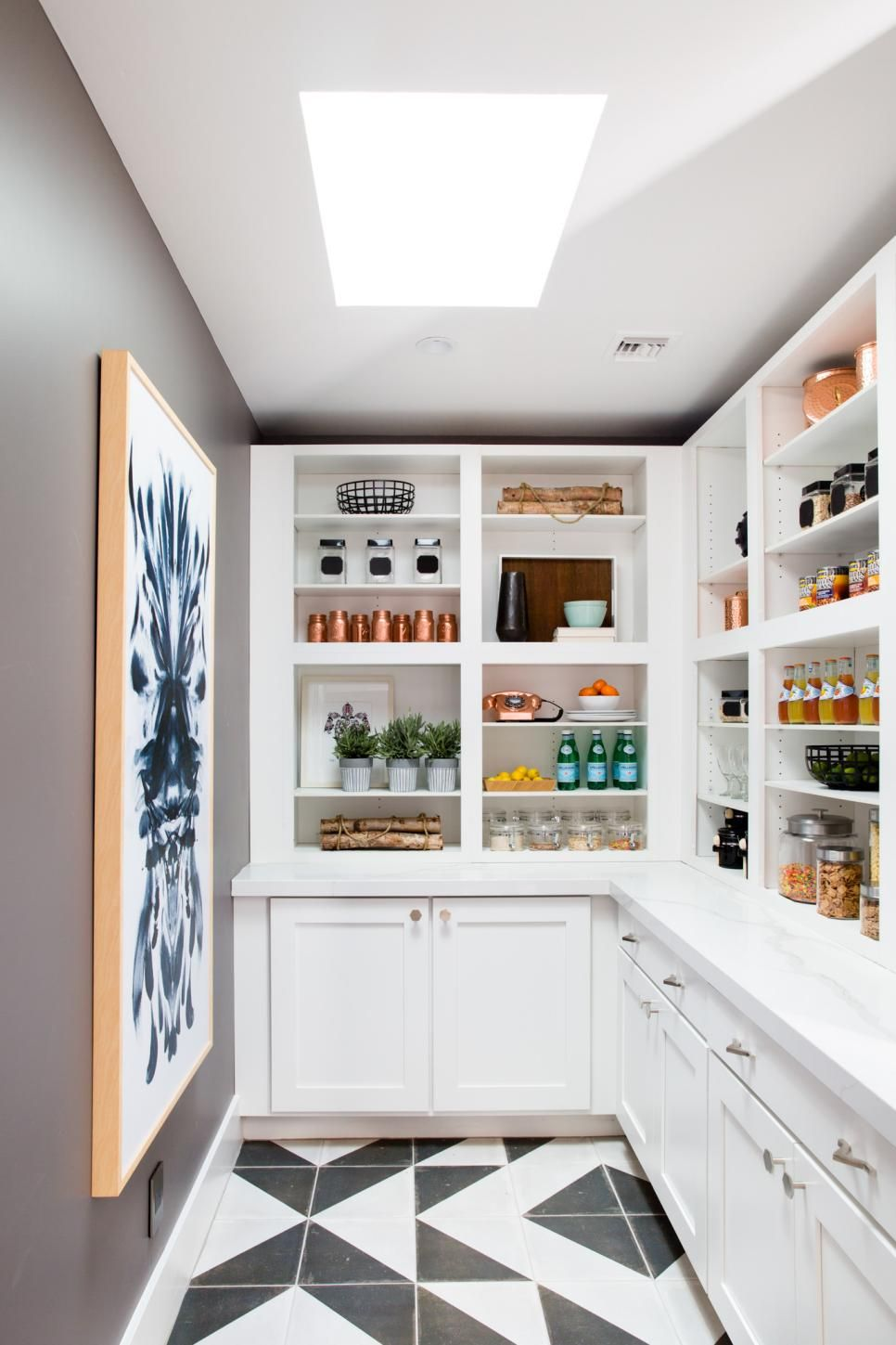 Pictures Of The Hgtv Smart Home 2017 Kitchen With Images Hgtv