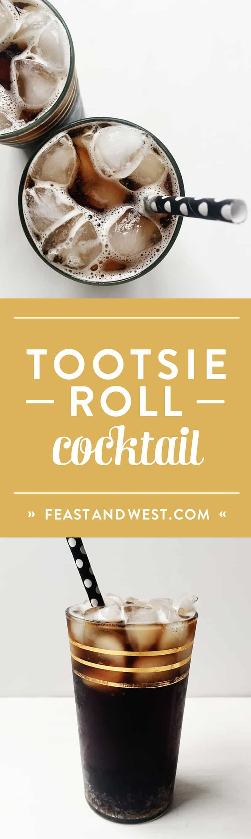 The Tootsie Roll Cocktail Recipe Tootsie roll cocktail