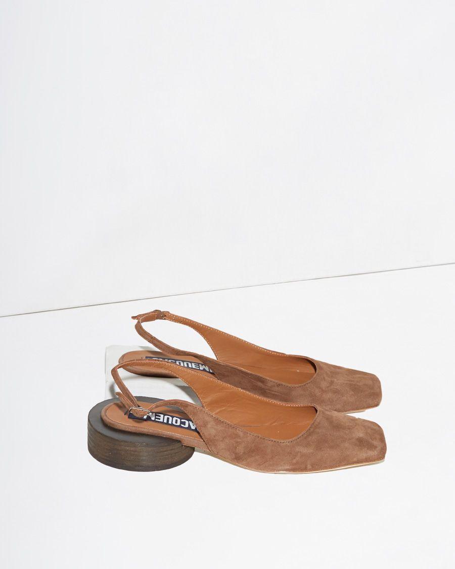 JACQUEMUS | Les Chaussures Santon | Shop at La Garçonne